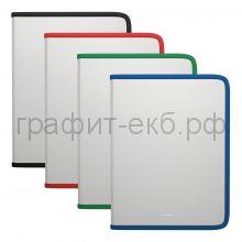 Папка для тетрадей А4+ ErichKrause Diagonal Clear на молнии ассорти 50343
