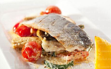 Рыба по-гусарски