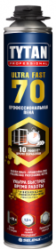 TYTAN Professional Ultra Fast 70 870мл Пена профессиональная Быстрый Монтаж