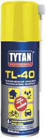 Техническая Смазка-Аэрозоль Tytan TL-40 150мл Многоцелевая, Бесцветная