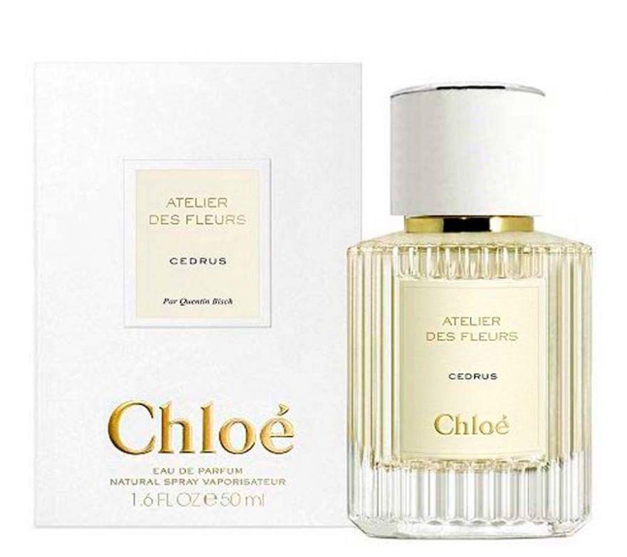 Chloe Atelier des Fleurs Cedrus 50 мл