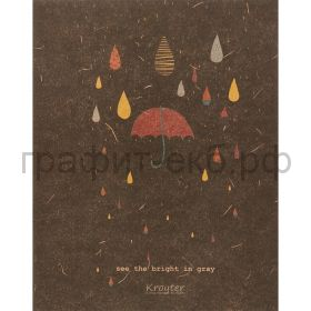 Тетрадь А5 48л.кл.Kroyter Осень 07545