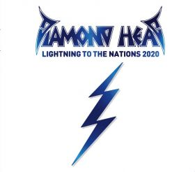 DIAMOND HEAD - Lightning To The Nations 2020 [DIGI]