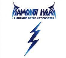 DIAMOND HEAD - Lightning To The Nations 2020 [DIGI]