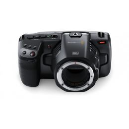 Цифровая кинокамера Blackmagic Pocket Cinema Camera 6K