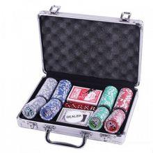 Набор для покера 200 фишек (11.5 ГР.), с номиналом