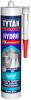Монтажный Клей Tytan Professional Hydro Fix 310мл Прозрачный, Влагостойкий / Титан Гидро Фикс