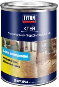 Клей для Напольных Пробковых Покрытий 3л Tytan Professional Контактный / Титан Контактный