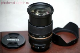 Объектив Tamron SP 24-70mm f/2.8 Di VC USD for Canon б/у