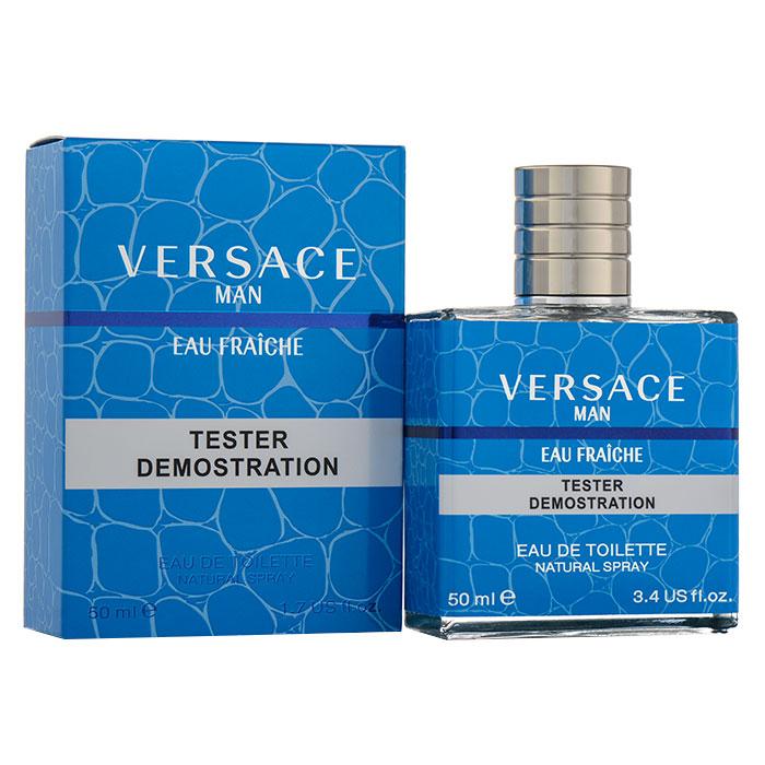 Tester 50ml - Versace Man Eau Fraiche