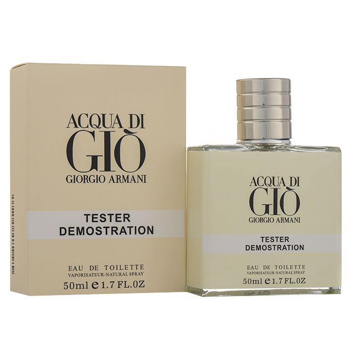 Tester 50ml - Giorgio Armani Aqua Di Gio