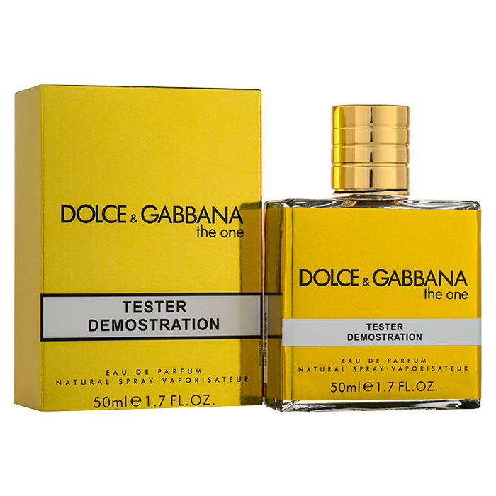 Tester 50ml - D&G The One Woman