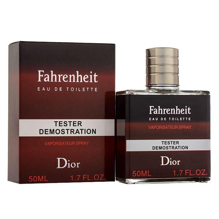 Tester 50ml - Christian Dior Fahrenheit
