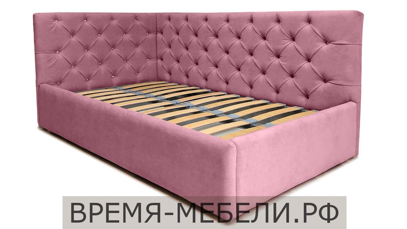 Кровать «Оливия» с подъемным механизмом Newton Rose