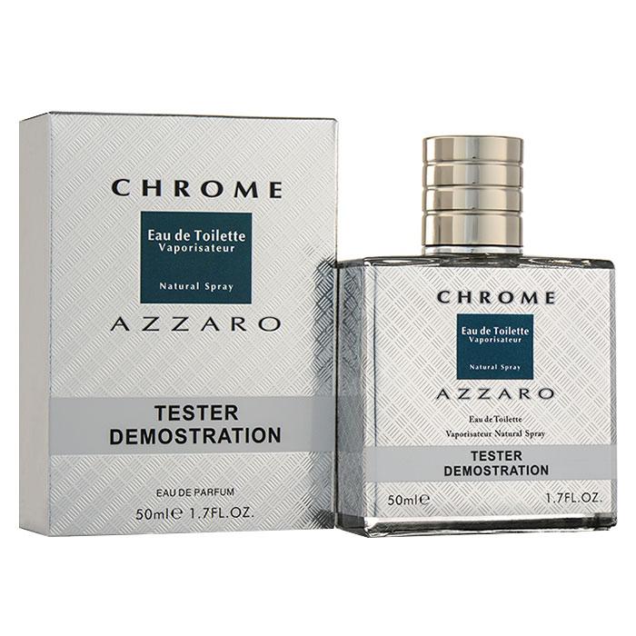 Tester 50ml - Azzaro Chrome