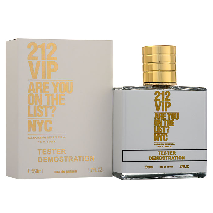 Tester 50ml - Carolina Herrera 212 Vip Woman