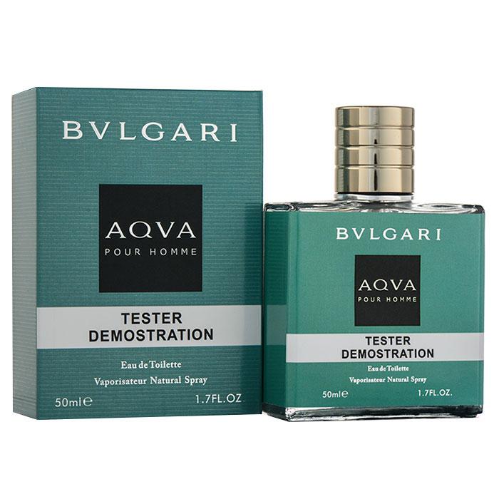 Tester 50ml - Bulgari Aqua Pour Homme