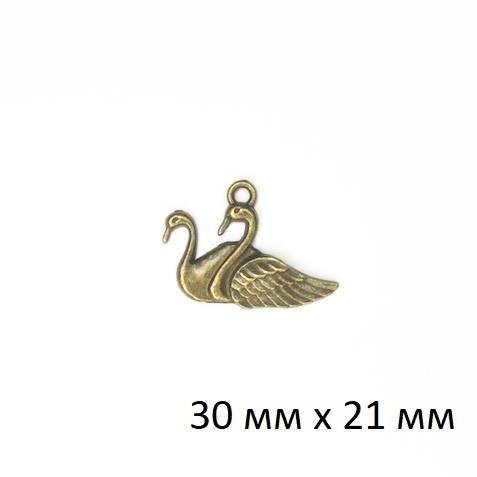 фото ШМ20-Лебеди (бронза)