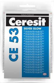 Добавка к Эпоксидной Затирке Ceresit CE 53 75гр Silver Glow / Церезит СЕ 53