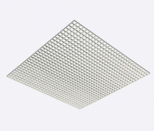 Вент решетка 600х600 для потолка армстронг