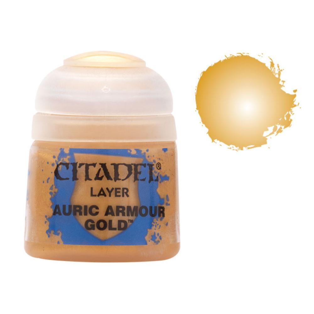 Стандартная краска Auric Armour Gold 22-62