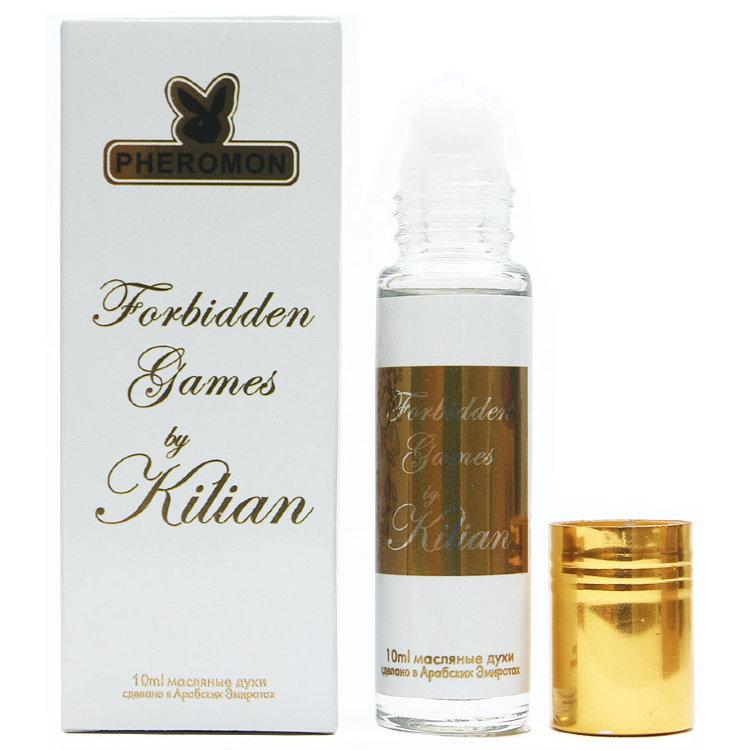 Масляные духи с феромонами Кliаn Forbidden Games 10ml
