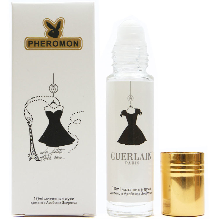 Масляные духи с феромонами Guerlain La Petite Robe Noire 10ml