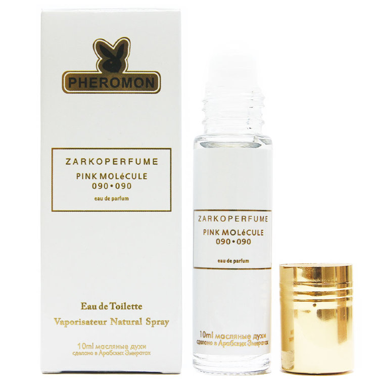 Масляные духи с феромонами Zarkoperfume Pink MOLeCULE 090.09 10ml