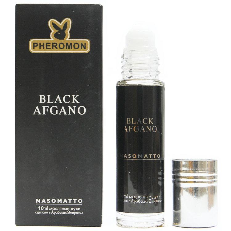 Масляные духи с феромонами Nasomatto Black Afgano 10ml