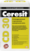 Смесь Минеральная Ceresit CD 30 15кг Антикоррозионная, Адгезионная  / Церезит СД 30