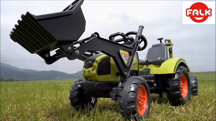Трактор Claas Arion Falk 2070Y
