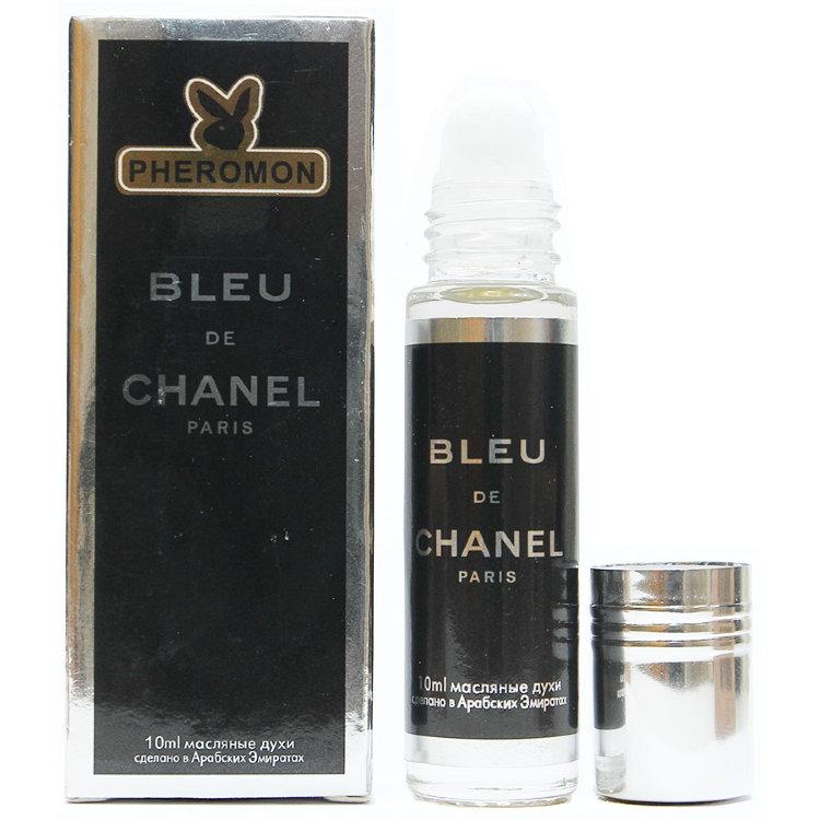 Масляные духи с феромонами Chanel Blue De Chanel 10ml