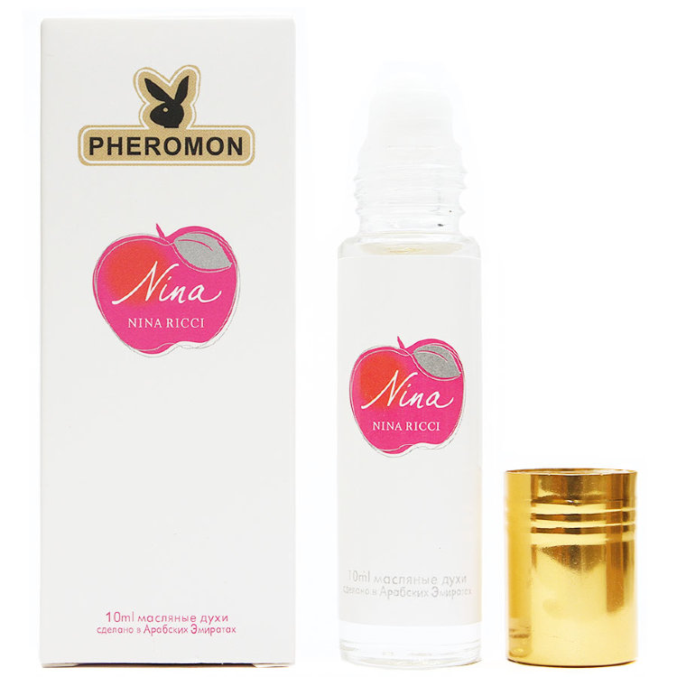 Масляные духи с феромонами Nina Ricci Nina 10ml