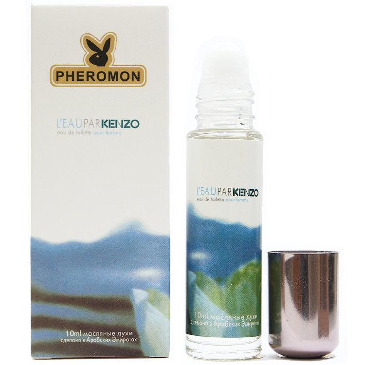 Масляные духи с феромонами Kenzo L'Eau Par Kenzo Pour Femme 10ml