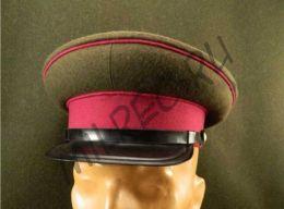 Фуражка рядового и комначсостава пехоты, обр. 1935 г., реплика (под заказ)
