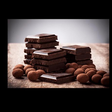 Картина на холсте Горький шоколад