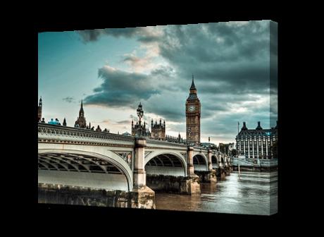Картина на холсте Лондонский мост