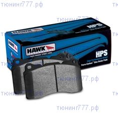 Колодки тормозные HAWK Performance HPS (F), передние