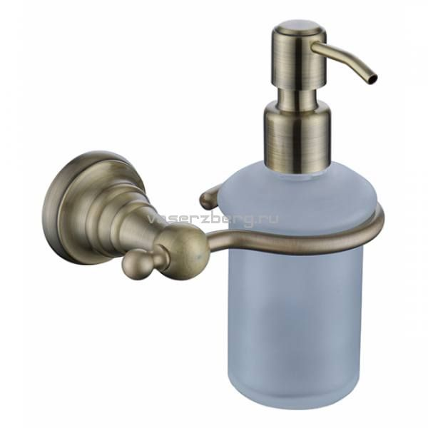 Дозатор для жидкого мыла Kaiser KH-4210 бронза