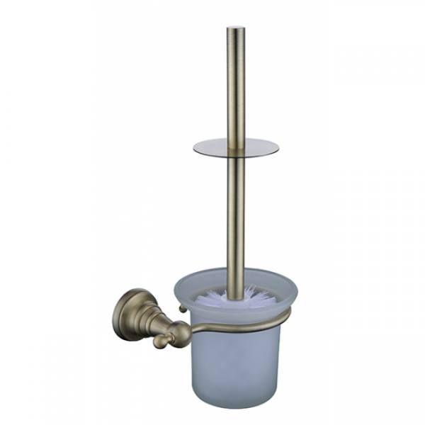 Держатель для туалетного ершика настенный Kaiser KH-4206 бронза