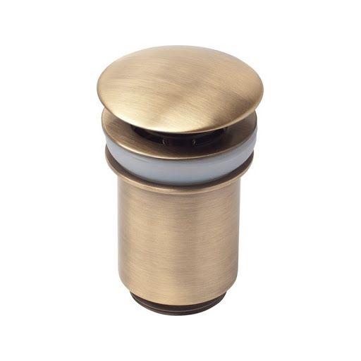 Донный клапан Kaiser 8011 автомат ф32 бронза