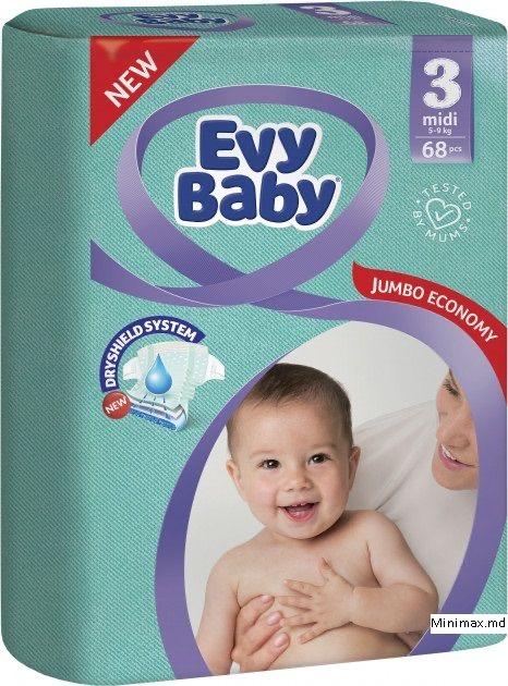 Evy Baby 3 68 шт.