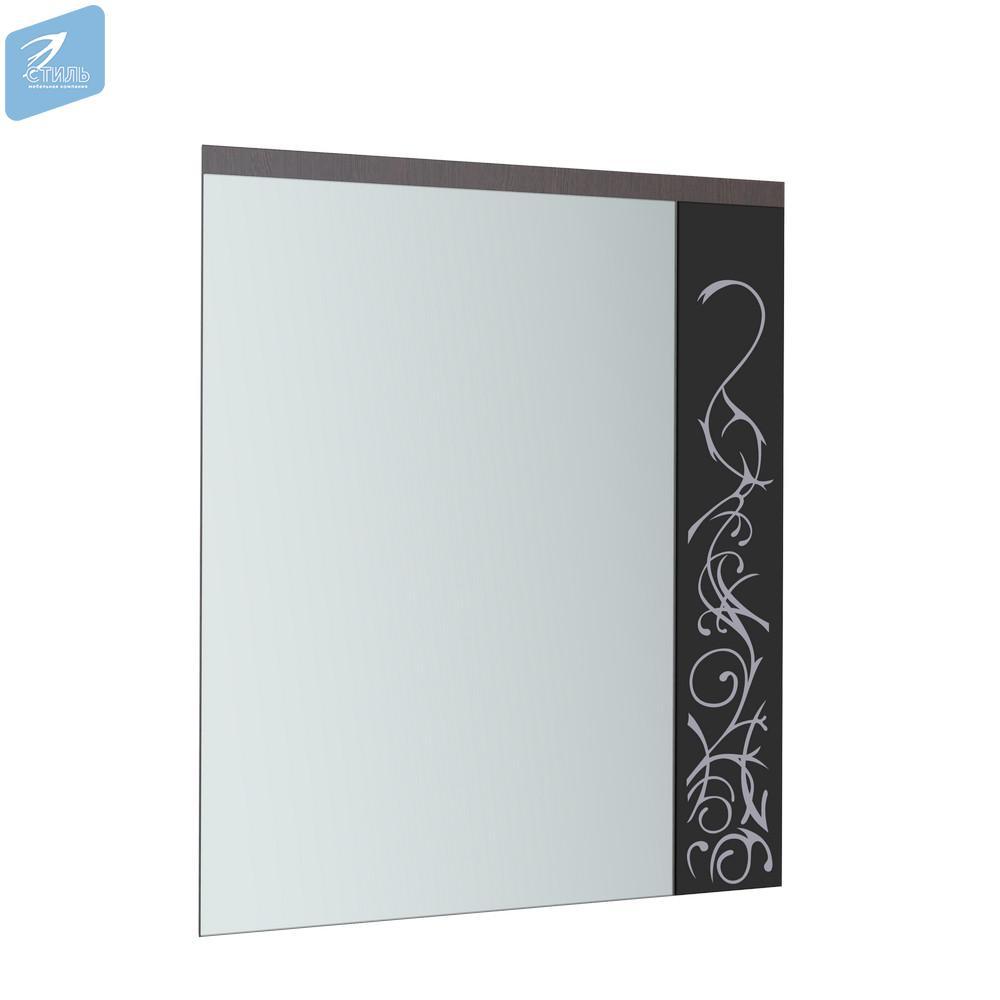 Зеркало навесное декорированное Юнона-2 ЗН-07