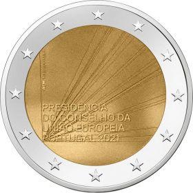 Председательство в ЕС  2 евро Португалия 2021