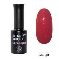 Гель-лак Beauty Choice GBL-30, 10 мл