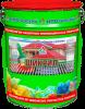 Краска для Шифера и Черепицы Краско Шикрил 25кг Серая, Матовая, Акриловая, Атмосферостойкая