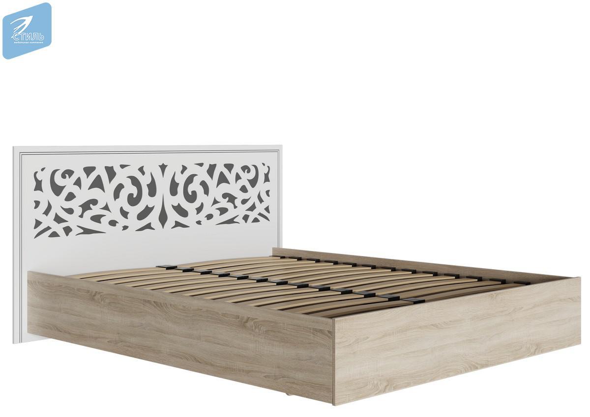 Кровать 1,6 м с подъемным механизмом Мадлен