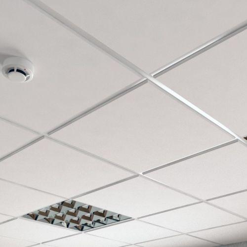 Потолок армстронг плитка металлическая