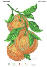 ЮМА-4565а. Апельсин. А4 (набор 650 рублей)