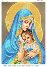 ЮМА-3371. Богородица. А3
